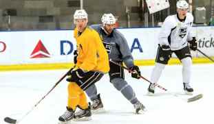 LA Kings Training Camp, 1-14-13 - 42